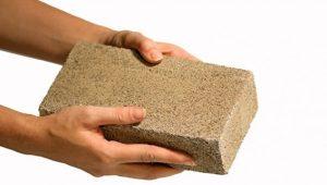 ladrillo de cemento biologico