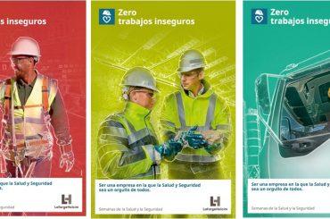 """""""Zero trabajos inseguros"""""""