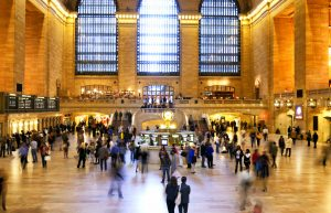 Grand Central Station, NYC, USA.