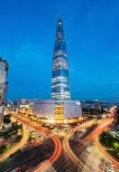 Los 5 rascacielos más altos del mundo