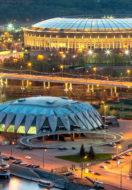 Los 5 estadios de futbol más increíbles del Mundial de Rusia 2018