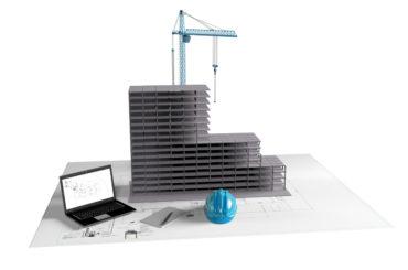 Construcción con hormigón en 3D