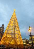 Los rincones arquitectónicos más navideños de España